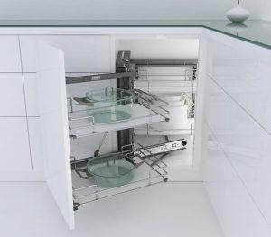 Kitchen Storage Space Contractors