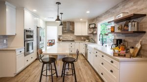 renovated kitchen image